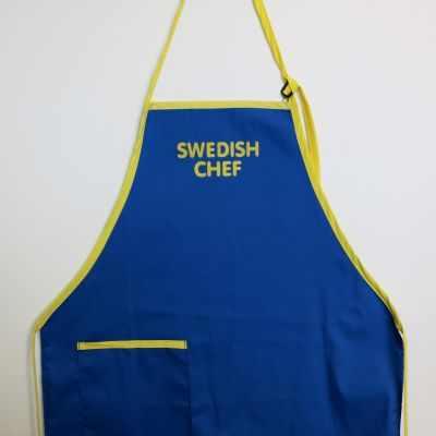 Swedish Chef Apron