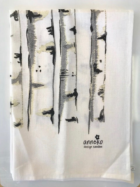 "Kitchen Towel - ""Trees"""