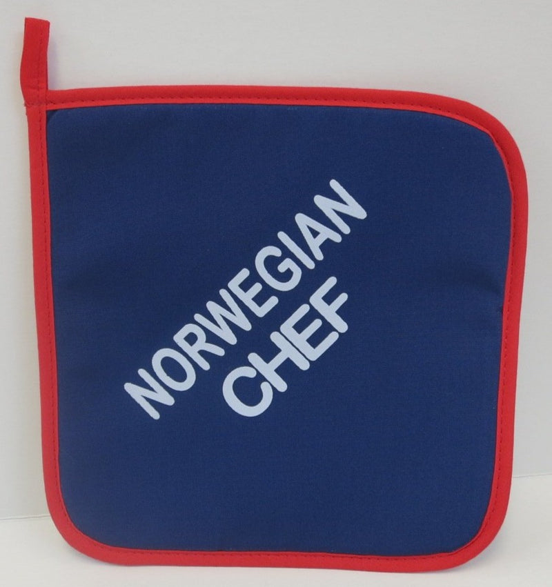 Norwegian Chef Pot Holder