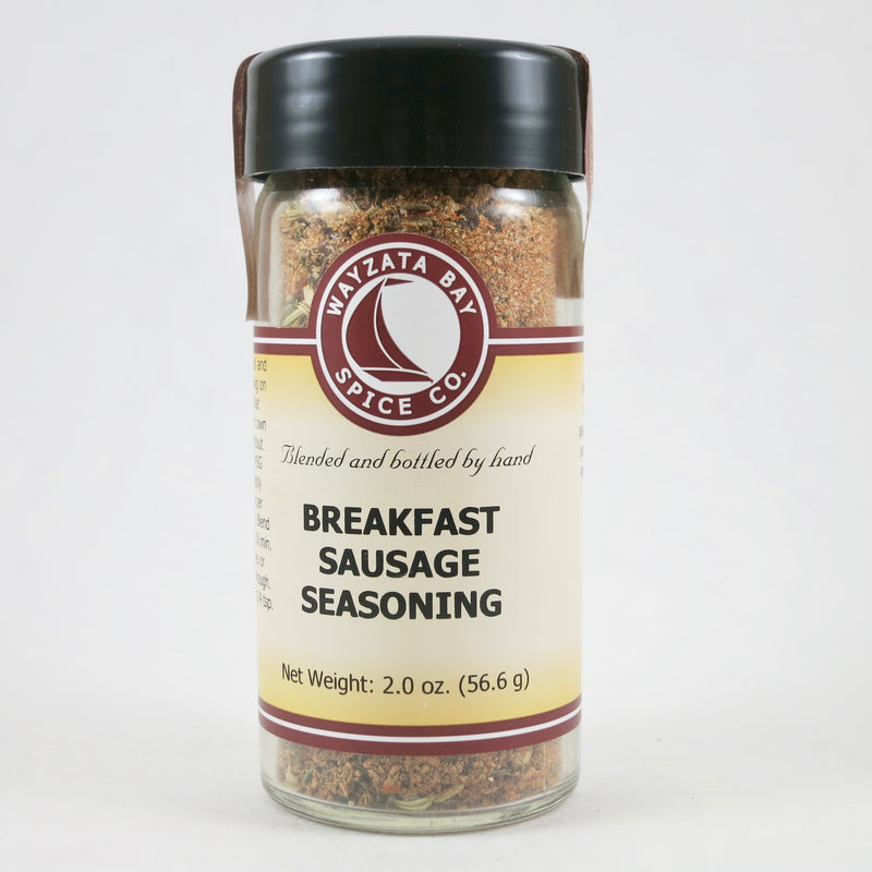 """Breakfast Sausage Seasoning"""