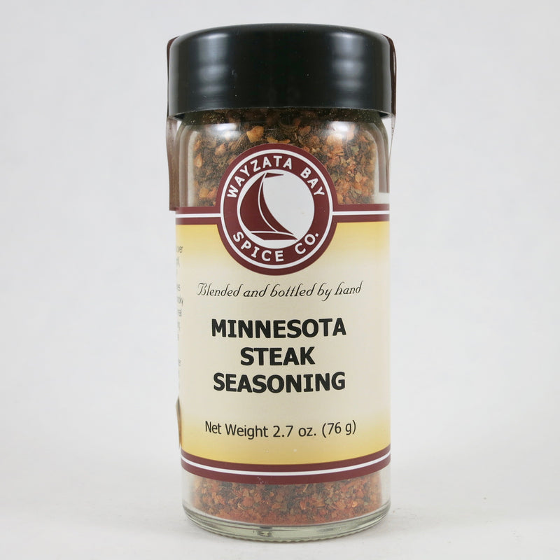 """Minnesota Steak Seasoning"""