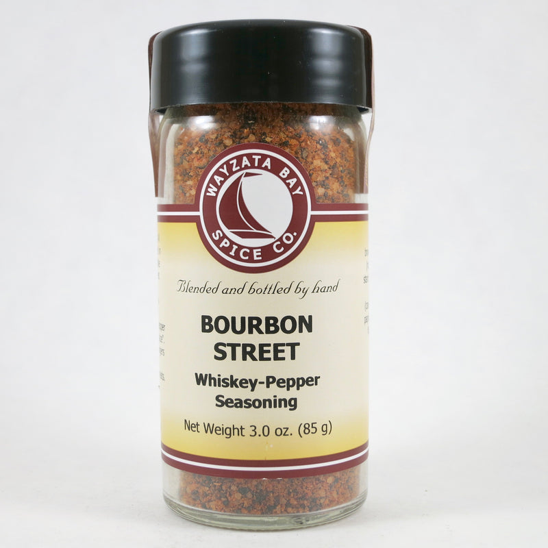 """Bourbon Street Seasoning"""