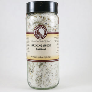 """Brining Spice (Traditional)"" - by Wayzata Spice Co."
