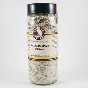"""Brining Spice (Wild Game)"" - by Wayzata Spice Co."