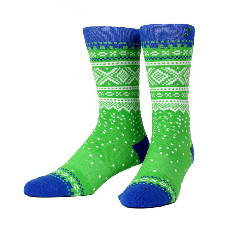 Marius Lime, Crew Socks