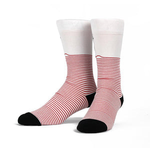 Moomin Paint Stripe, Crew Socks