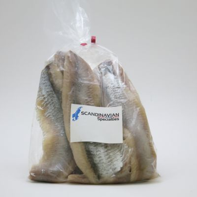 Atlantic Salt Herring - Fillets - 1 lb  (PERISHABLE)