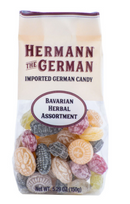 Bavarian Herbal Assortment Hard Candies