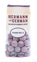 Cherry Balls Hard Candy