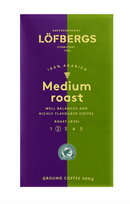Löfbergs Swedish Fika Organic Medium Roast