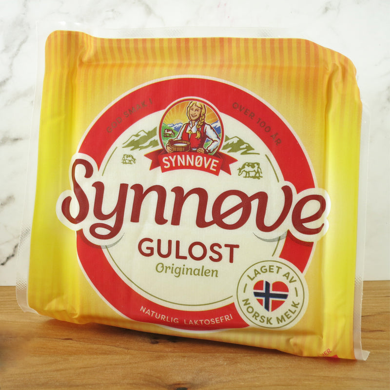 Gulost from Norway