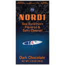 "Nordi ""Sea Buckthorn & Salty Caramel"" Dark Chocolate"