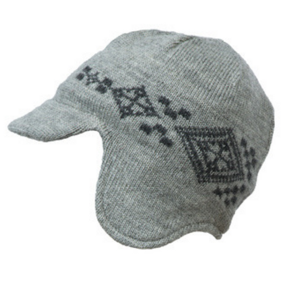 Men's Hat (Grey) by Norlender