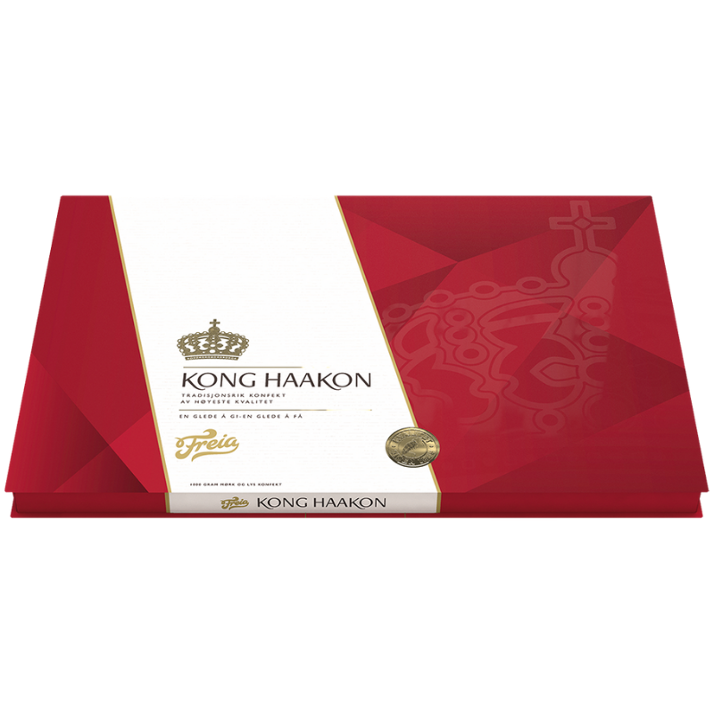 Freia Kong Haakon, Assorted chocolates (450g)