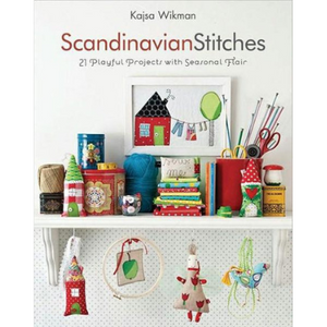 Scandinavian Stitches by Kajsa Wikman