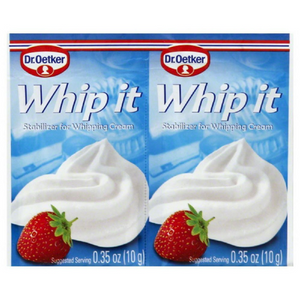 Dr. Oetker Whip It