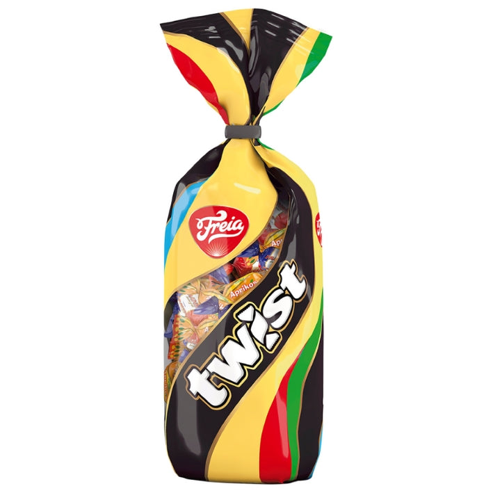 Freia Twist XL, Assorted Chocolate Candies (550g)