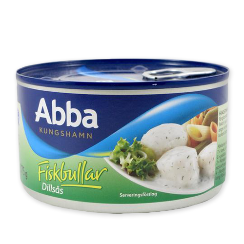 Fish Balls in Dill Sauce, Sweden (13.2 oz)