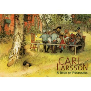 Carl Larsson — A Book of Postcards
