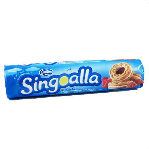 Singoalla, Raspberry Filled Cookies (6.7oz)