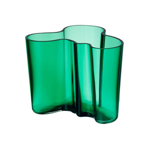 Iittala - Alvar Aalto Collection Vase, Emerald