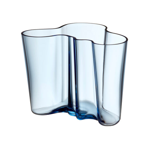 Iittala - Alvar Aalto Collection Vase, Aqua