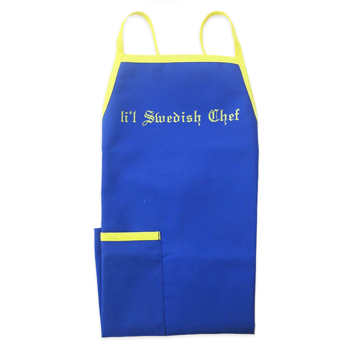Apron (Child) - Li'l Swedish Chef