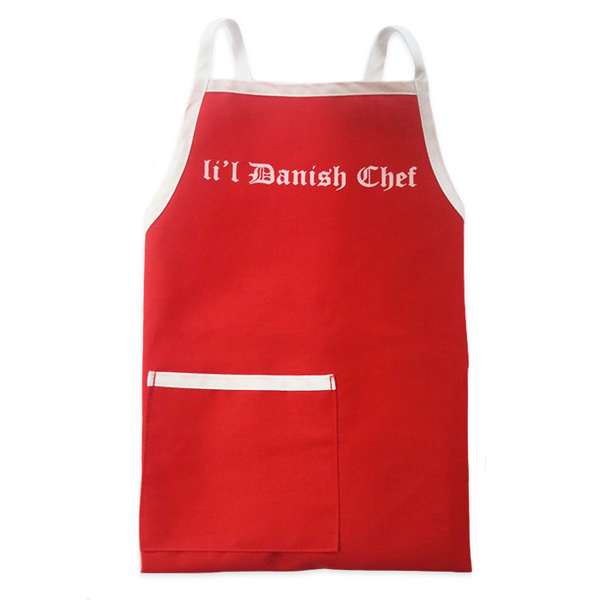 Apron (Child) - Li'l Danish Chef