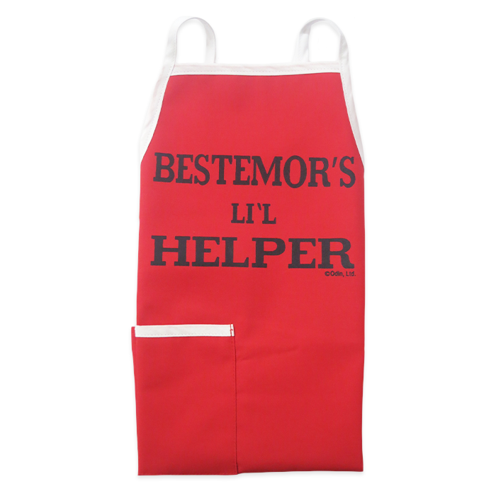Apron (Child) -  Bestemor's Li'l Helper