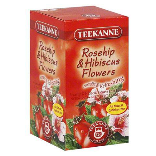 Rosehip & Hibicus Flowers Tea