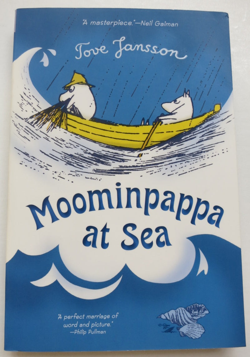 Mooninpappa at Sea