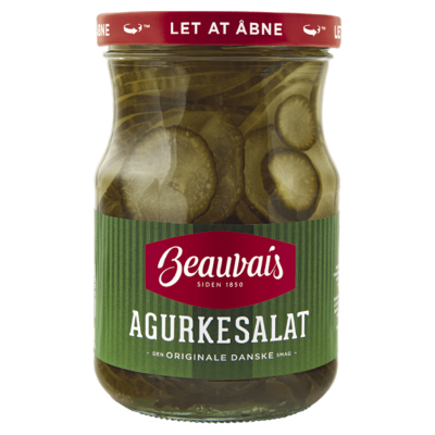 Beauvais Agurkesalat (Cucumber Salad)