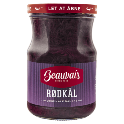 Beauvais Rodkal (Red Cabbage)
