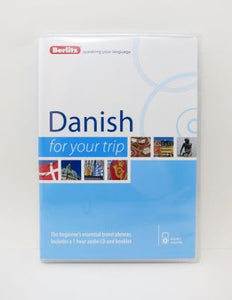 Danish For Your Trip, Berlitz