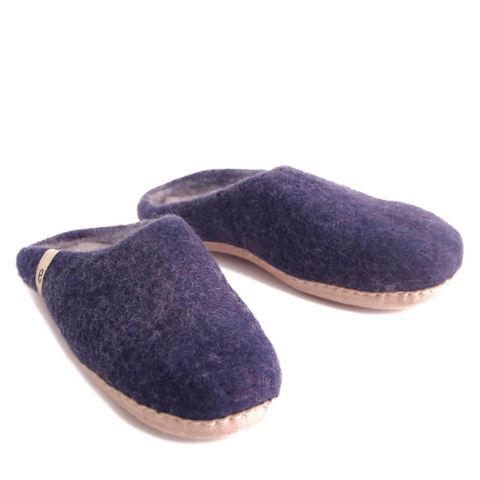 Egos Slippers - Blue