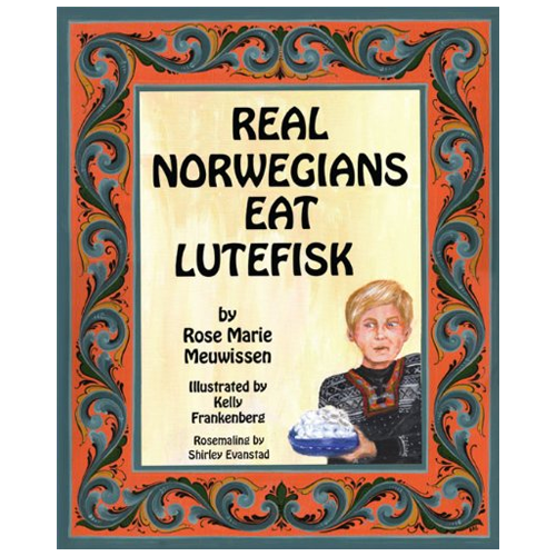 Real Norwegians Eat Lutefisk