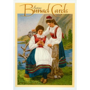 Antique Bunad Card Pack
