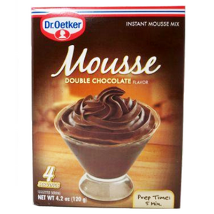 Dr Oetker - Chocolate Mousse