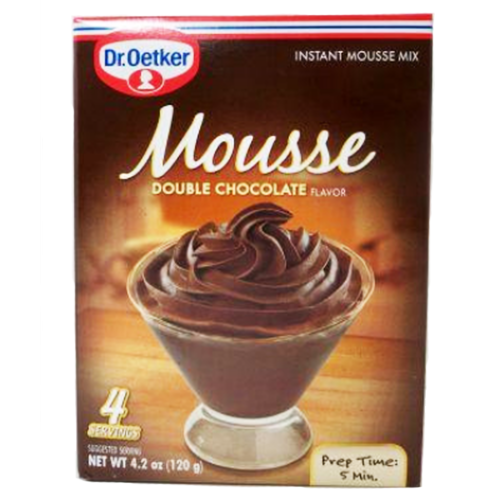 Chocolate Mousse (4.2oz)