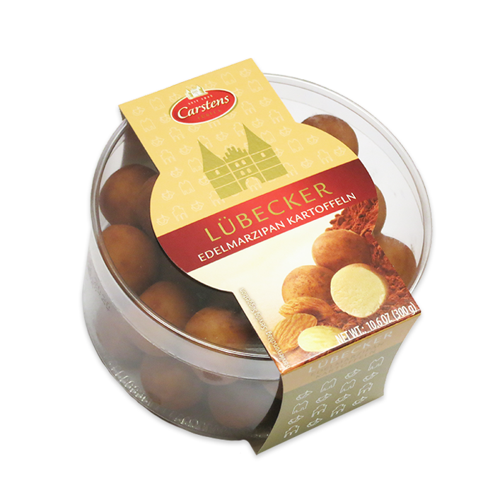 Lübecker Marzipan Potatoes