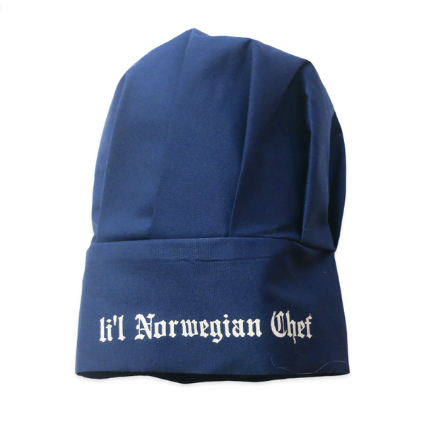 Chef Hat (Child) - Li'l Norwegian Chef