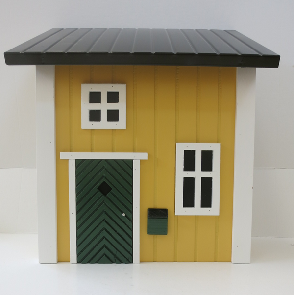 Mail Cottage - Yellow