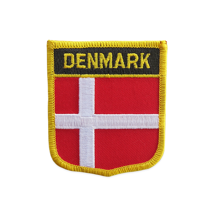 Shield Patch - Denmark