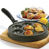 Non-Stick Stuffed Pancake Pan by NorPro