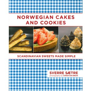 Norwegian Cakes and Cookies Paperback