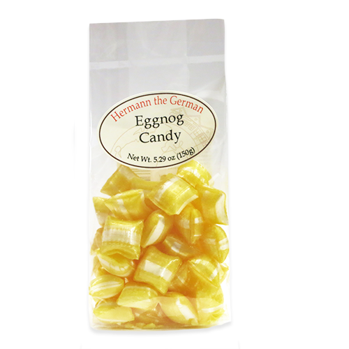 Eggnog Hard Candies