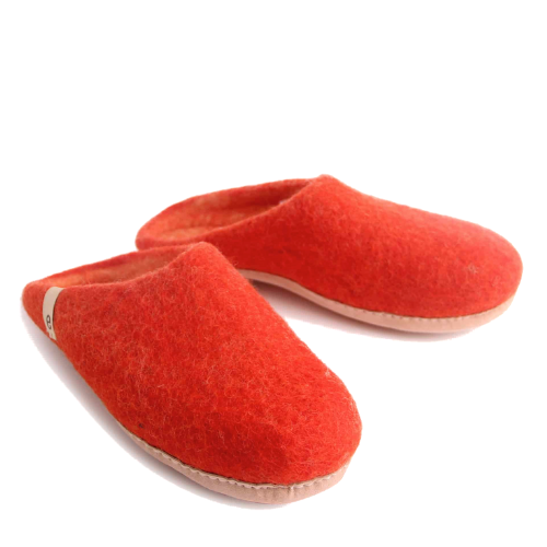 Egos Slippers - Red