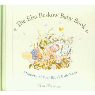Elsa Beskow Baby Book: Memories of Your Baby's Early Years