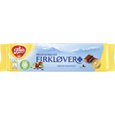 Freia Firkløver, Milk Chocolate with Hazelnuts - (60g)