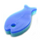 Silicone Dish Brush, Fish